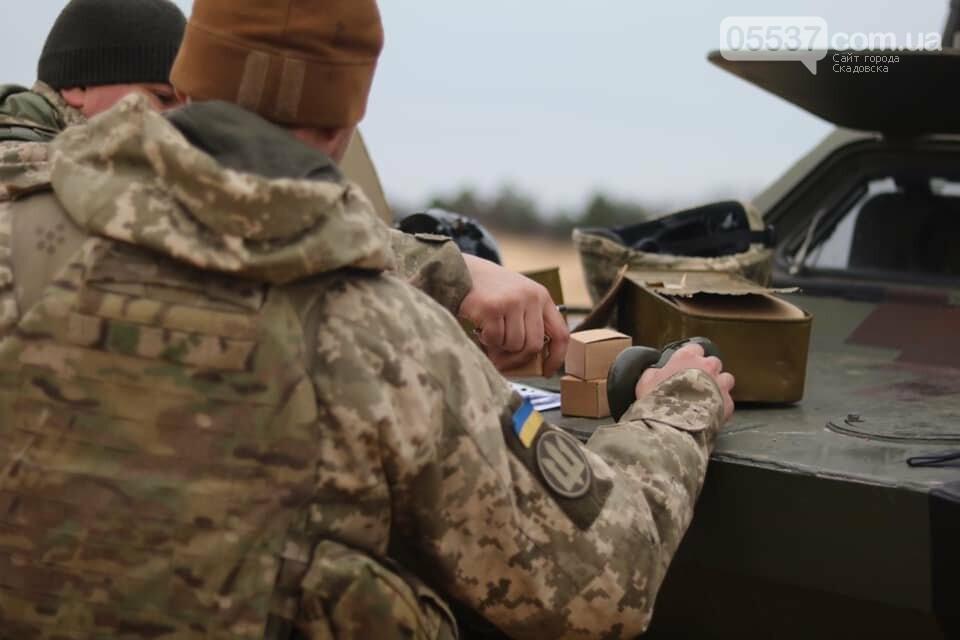Как скадовские морские пехотинцы оттачивали свои навыки (ФОТО), фото-2