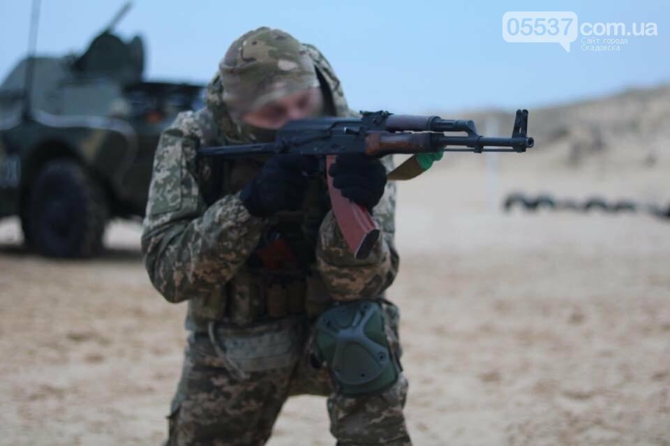Как скадовские морские пехотинцы оттачивали свои навыки (ФОТО), фото-3