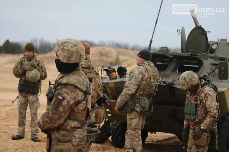 Как скадовские морские пехотинцы оттачивали свои навыки (ФОТО), фото-4