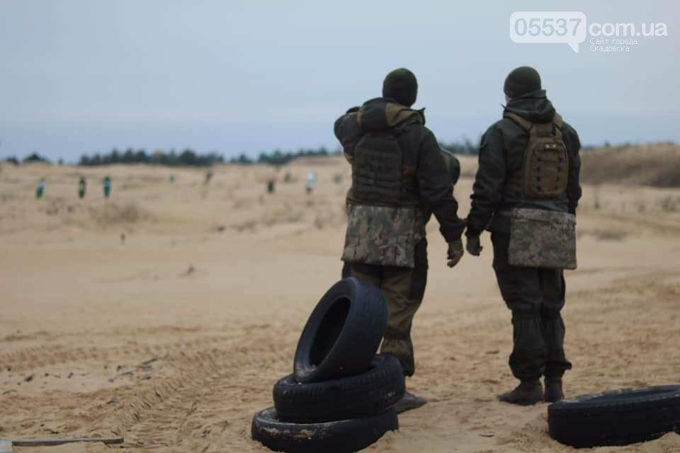 Как скадовские морские пехотинцы оттачивали свои навыки (ФОТО), фото-5