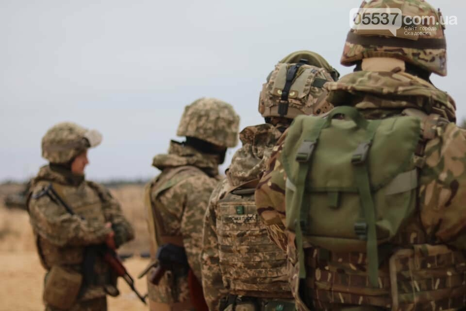 Как скадовские морские пехотинцы оттачивали свои навыки (ФОТО), фото-6