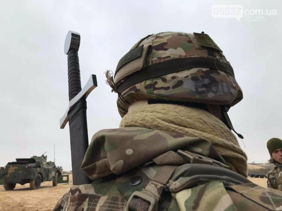 Как скадовские морские пехотинцы оттачивали свои навыки (ФОТО), фото-7