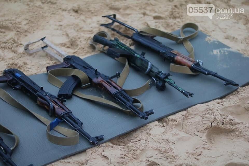 Как скадовские морские пехотинцы оттачивали свои навыки (ФОТО), фото-9