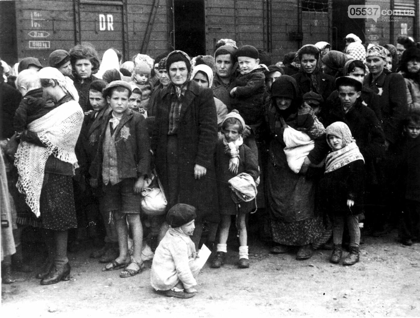 В Скадовском краеведческом музее рассказали о жертвах Холокоста, фото-3