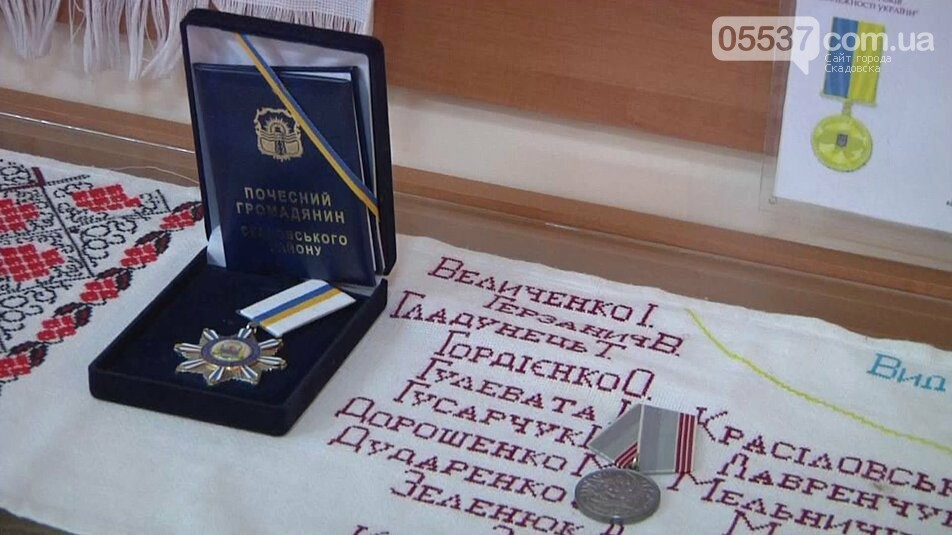 В Скадовской гимназии берегут память про своих учеников и учителей, фото-2