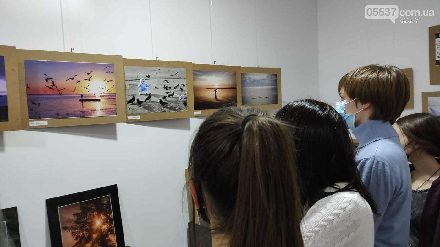 В Херсоне открылась выставка про творчество в Скадовском районе, фото-3