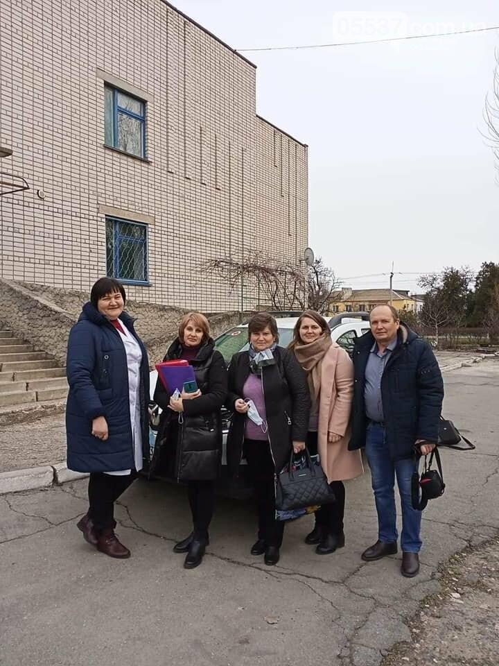 Как в Скадовске получали вакцину от коронавируса (ФОТО), фото-2