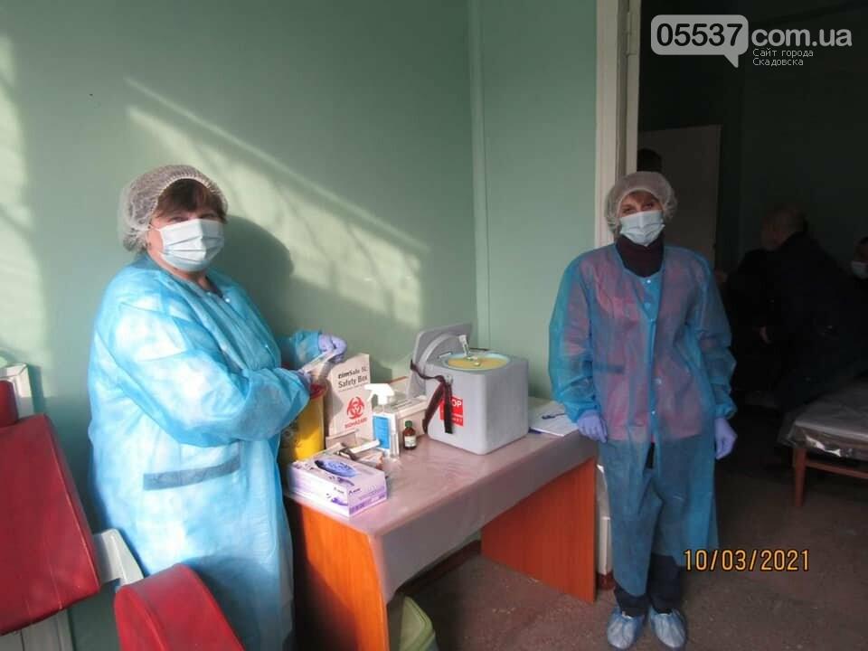 Как в Скадовске получали вакцину от коронавируса (ФОТО), фото-3