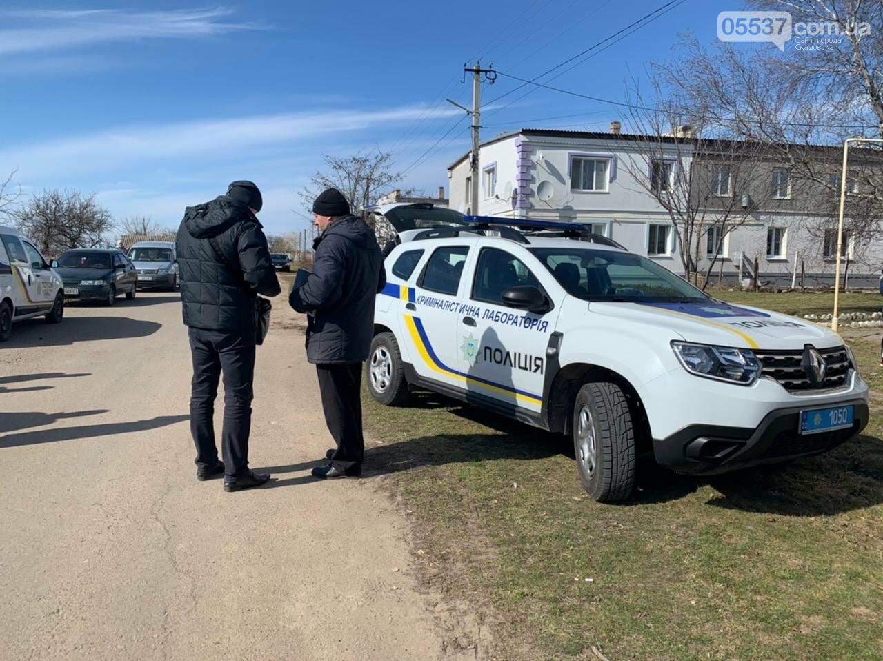 Полицейские нашли мертвой девочку, которую разыскивали в соседнем со Скадовским районе, фото-2