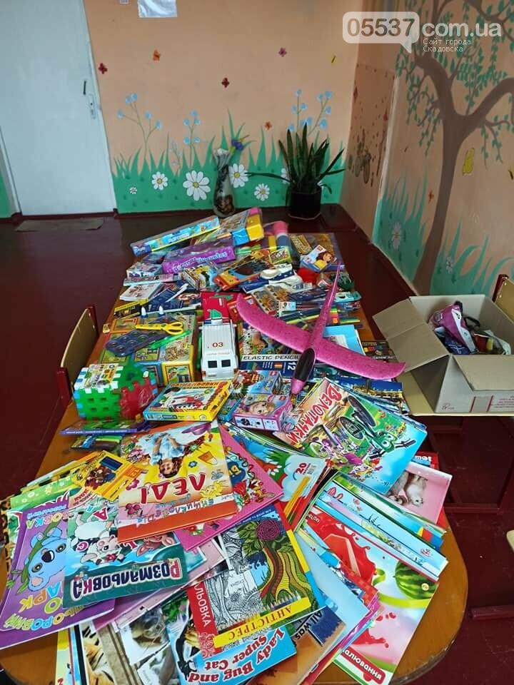 В скадовской школе помогли нуждающимся деткам (ФОТО), фото-5