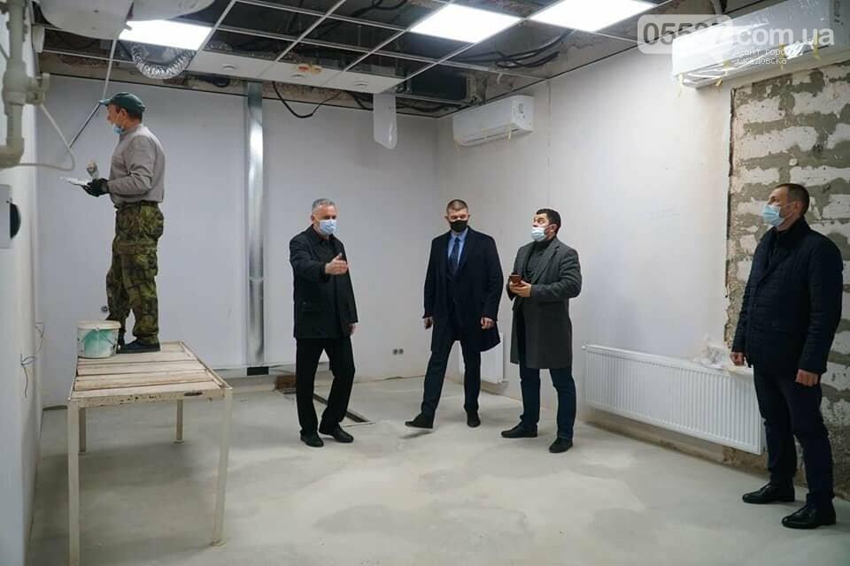 Областная власть проинспектировала Скадовскую больницу (ФОТО), фото-6
