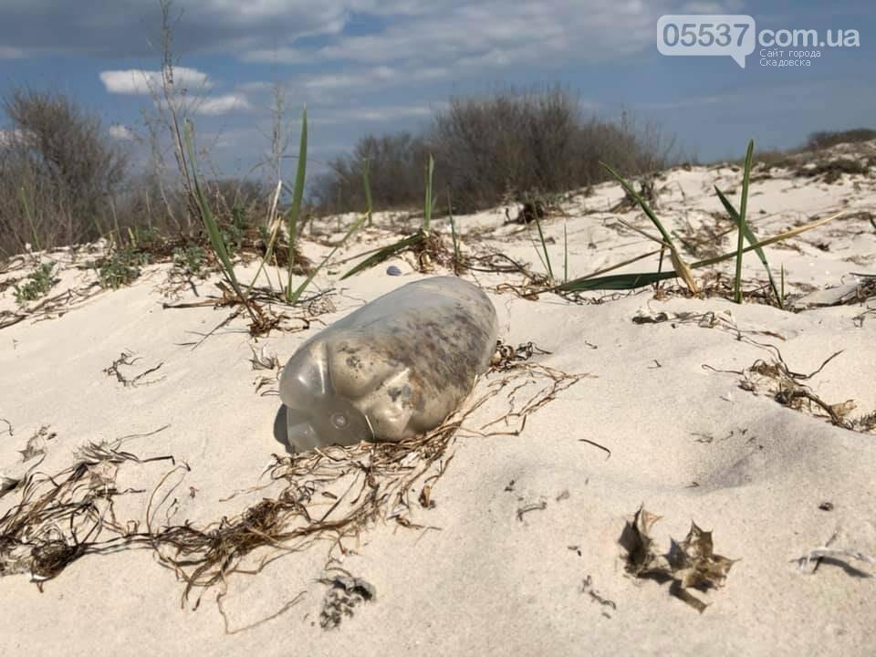 Из скадовского Джарылача вывезли много мусора (ФОТО), фото-11