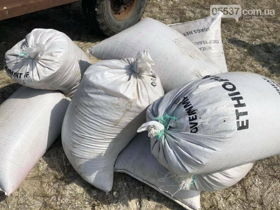 Из скадовского Джарылача вывезли много мусора (ФОТО), фото-12