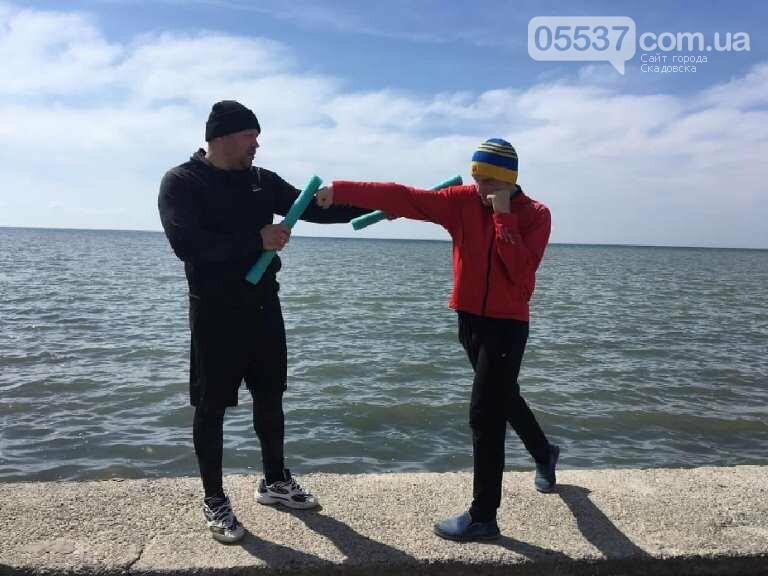 В Скадовске боксеры готовятся побеждать (ФОТО), фото-1