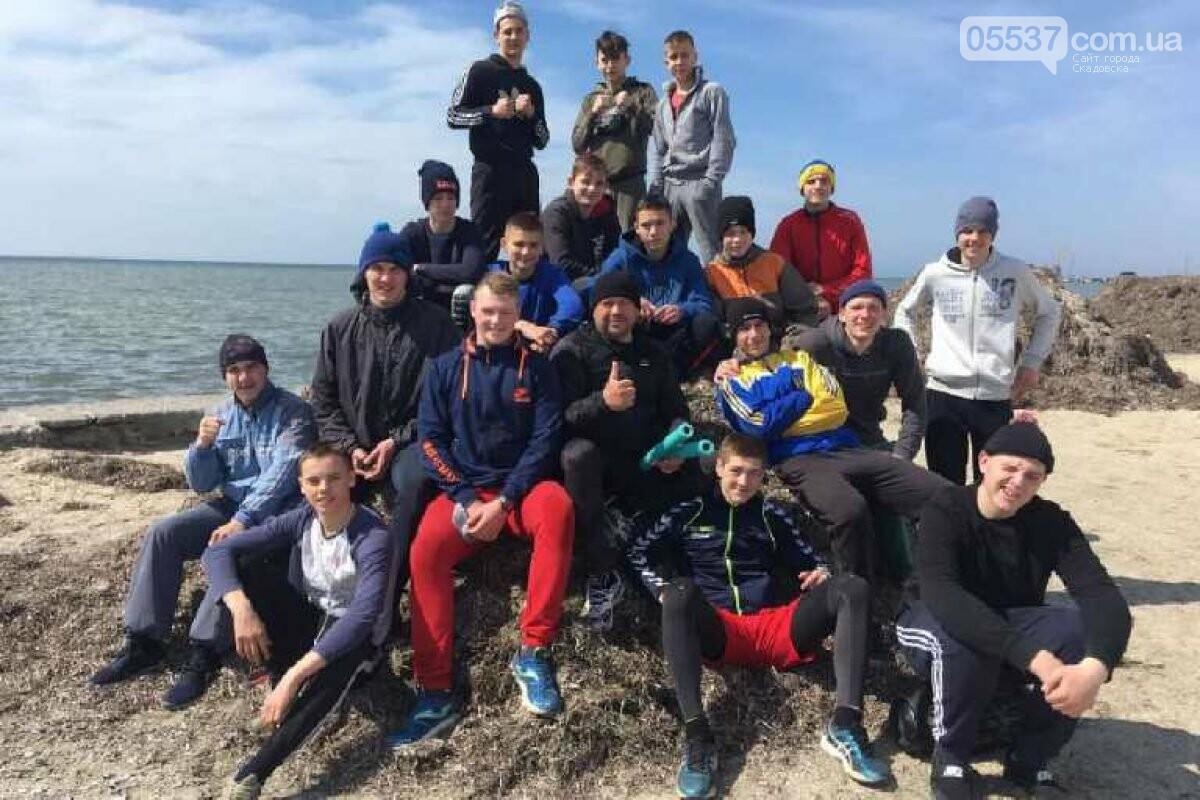 В Скадовске боксеры готовятся побеждать (ФОТО), фото-2