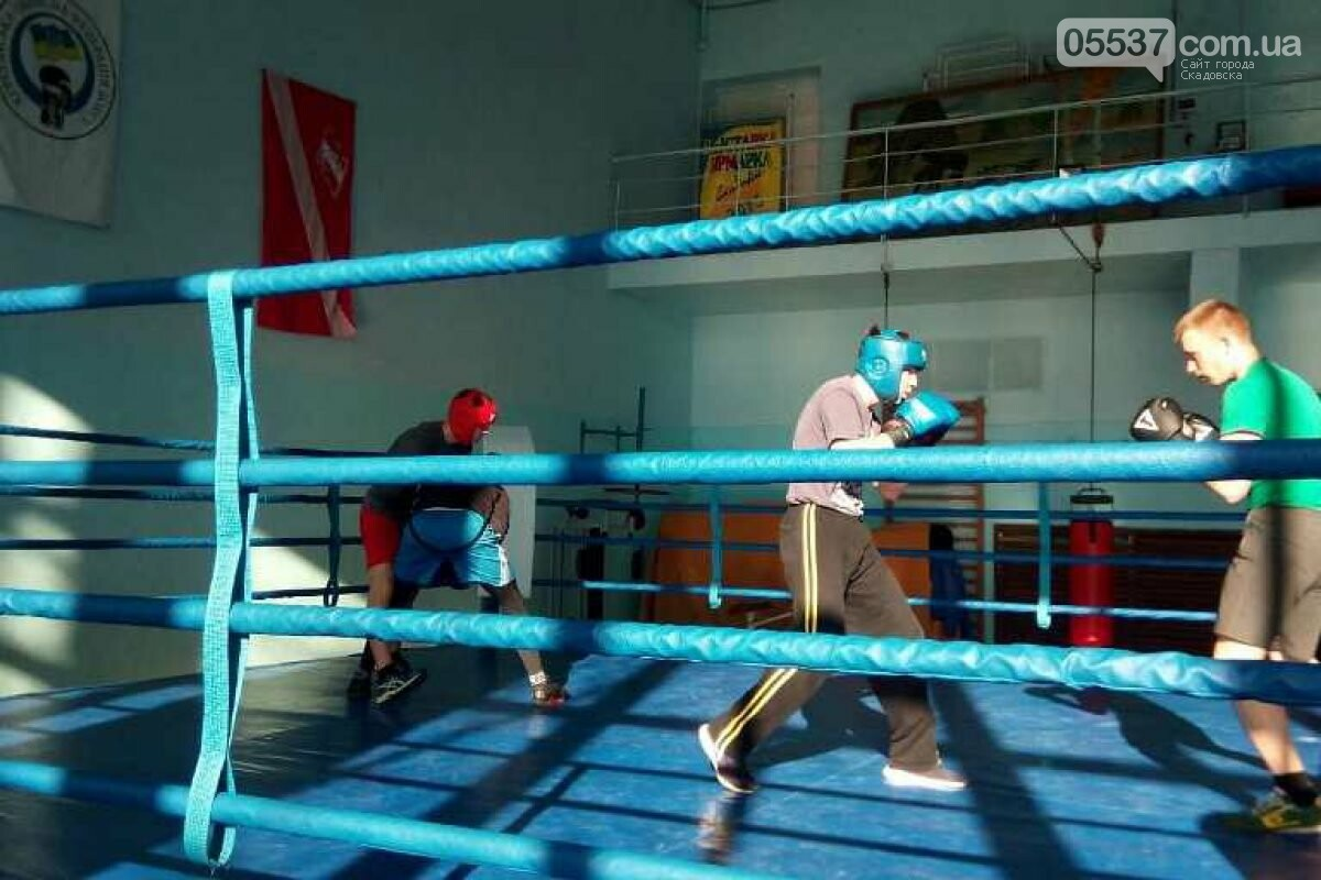 В Скадовске боксеры готовятся побеждать (ФОТО), фото-5
