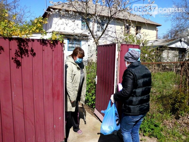 Как в Скадовске заботятся о престарелых, фото-3