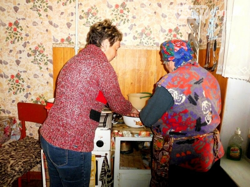 Как в Скадовске заботятся о престарелых, фото-8
