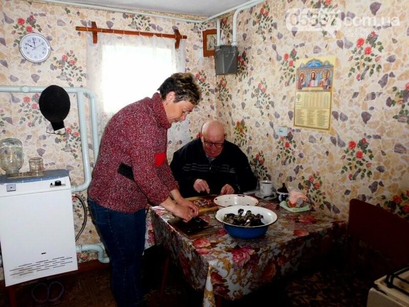 Как в Скадовске заботятся о престарелых, фото-7