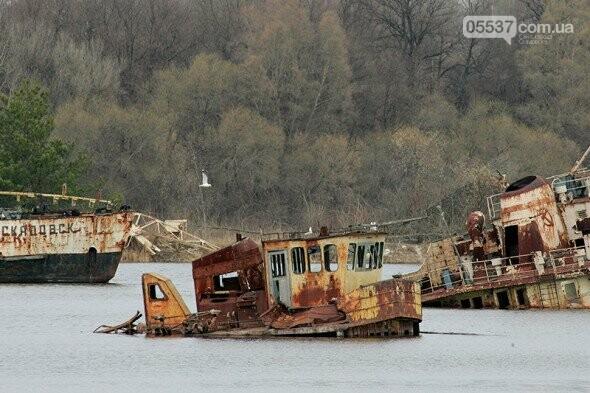 Ликвидация, оздоровление и заброшенный корабль: Скадовск и Чернобыль тесно связаны, фото-1