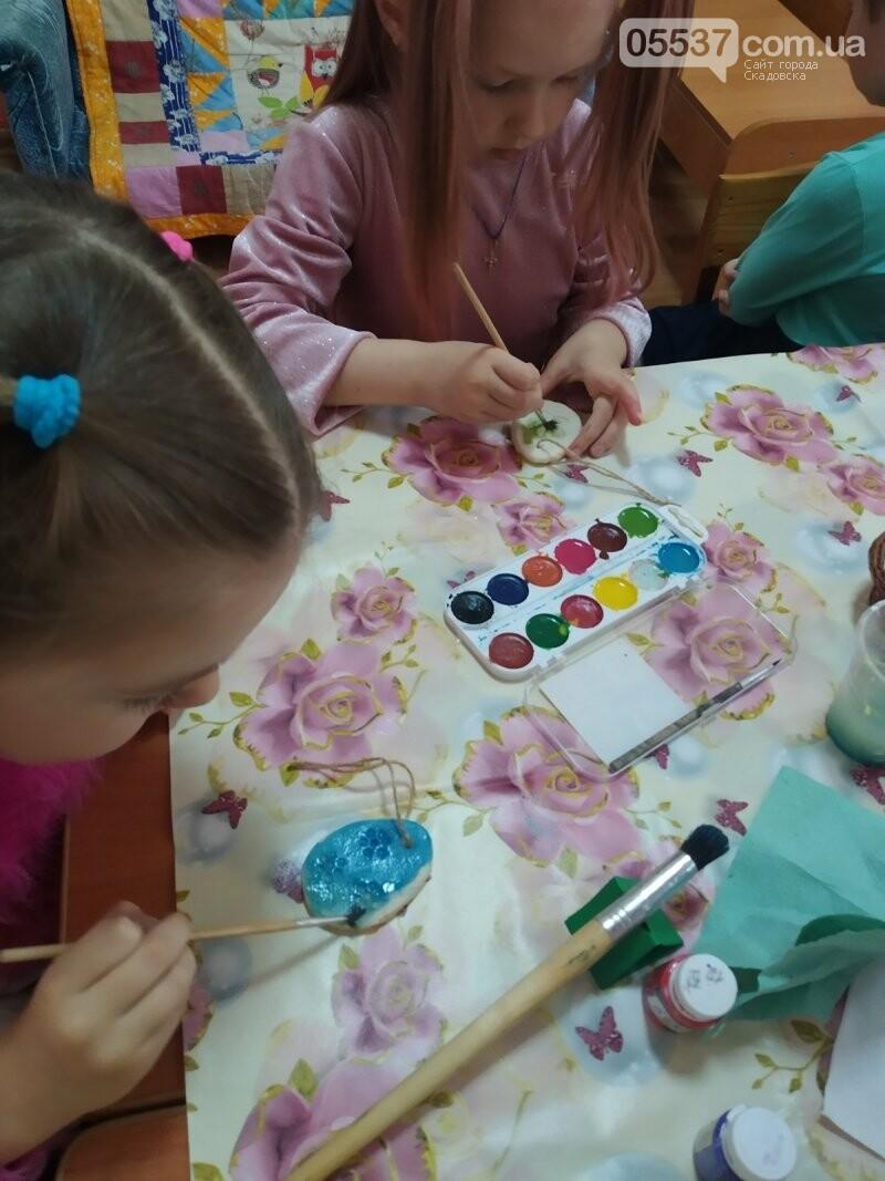 В Скадовске дети готовятся к Пасхе (ФОТО), фото-2