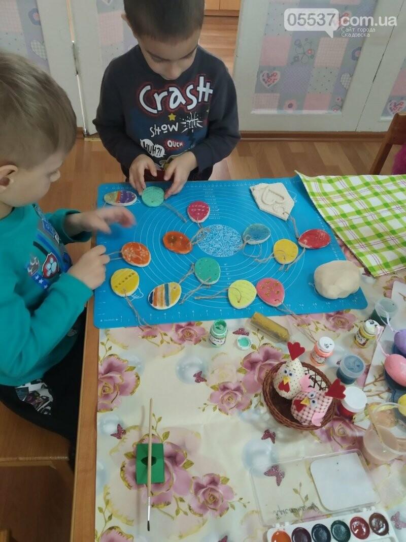 В Скадовске дети готовятся к Пасхе (ФОТО), фото-3