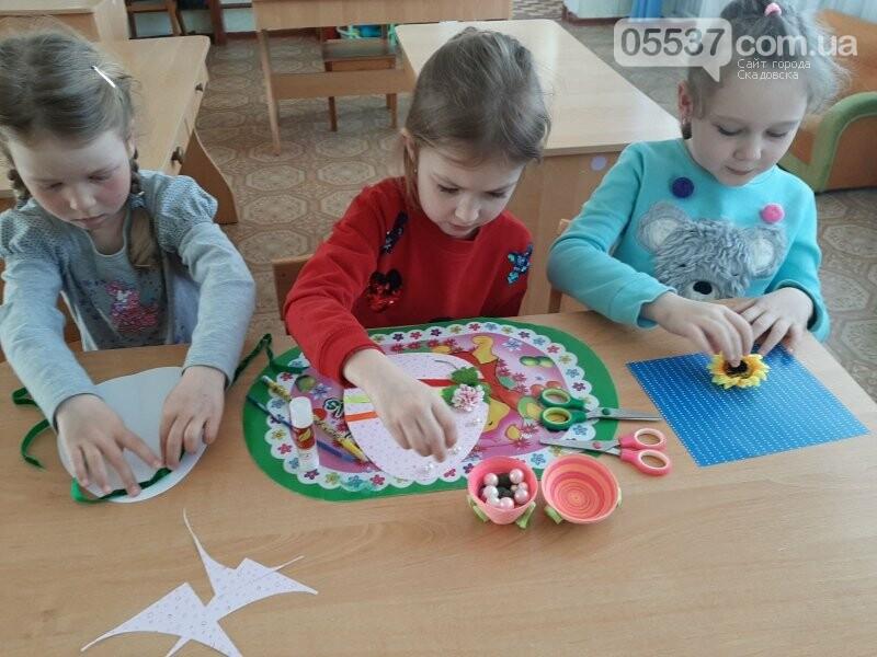 В Скадовске дети готовятся к Пасхе (ФОТО), фото-5