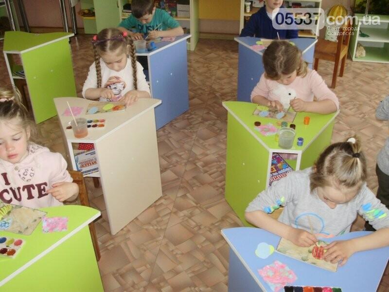 В Скадовске дети готовятся к Пасхе (ФОТО), фото-7