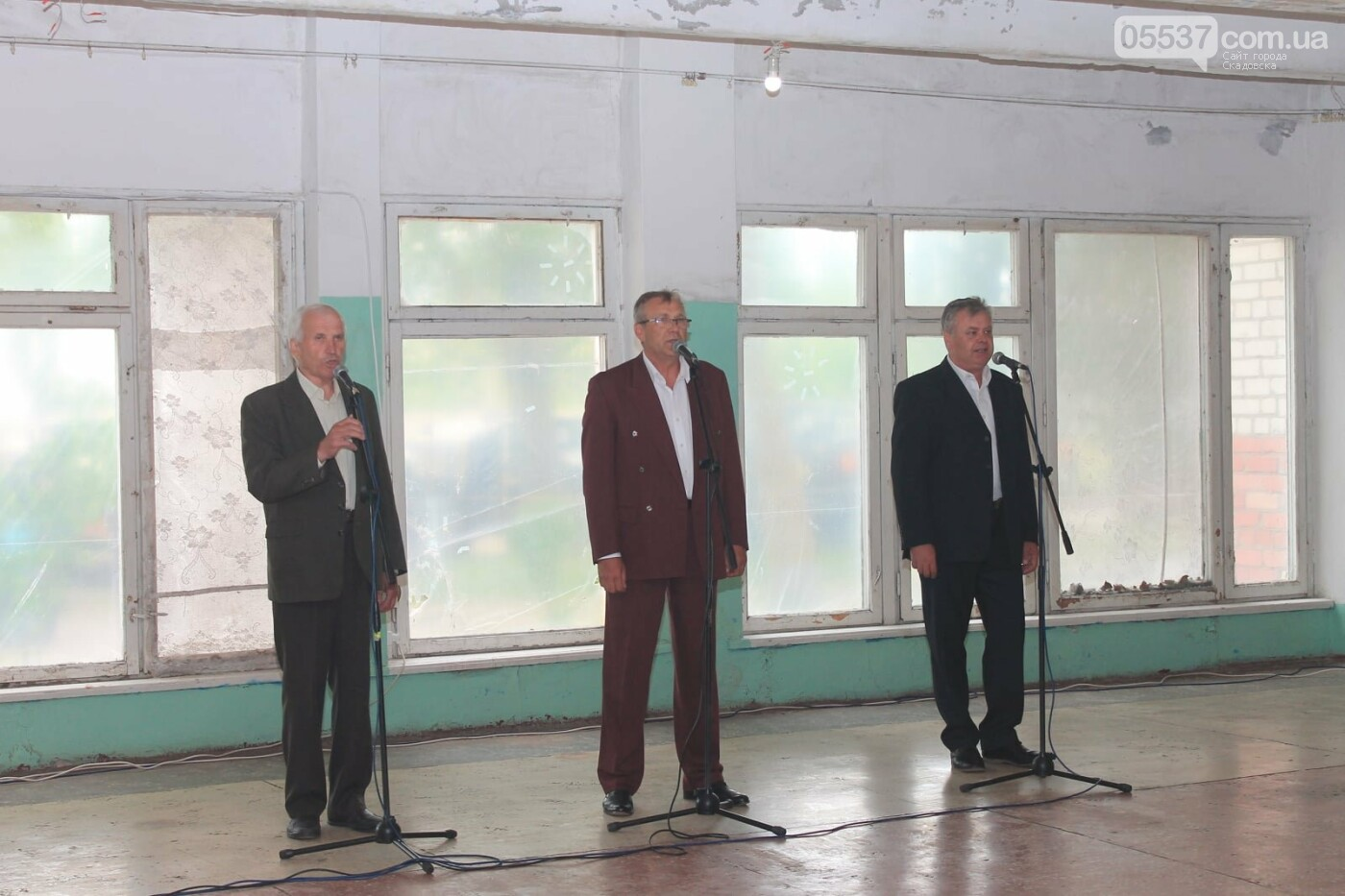 В Скадовском районе морских пехотинцев поздравляли с праздником (ФОТО), фото-2