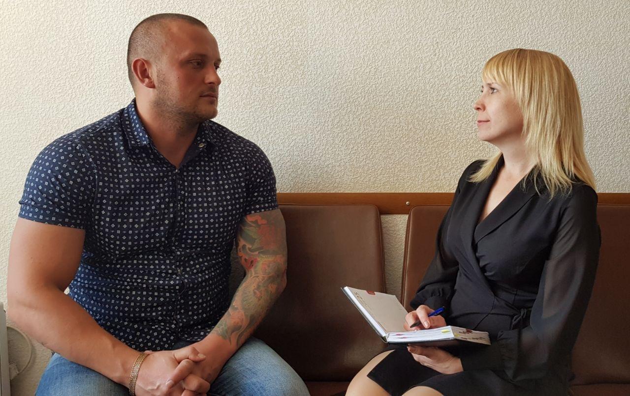 Интервью с кандидатом в депутаты от партии «Слуга народа» Сергеем Клецким, фото-1
